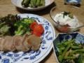 2015/06/10 豚肉の味噌漬け