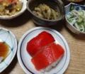 2015/07/02 パプリカの寿司