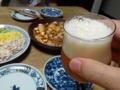 2015/09/07 麻婆豆腐と春雨サラダ