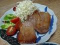 2015/11/07 豚肉味噌漬け