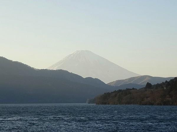 2016/1/2 芦ノ湖
