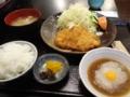 2016/02/25 つけダレとんかつ