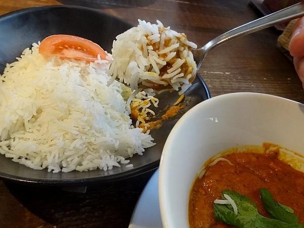 2016/04/17 インド料理ボンベイ