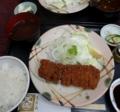 2016/06/11 天武蔵 ロースかつ