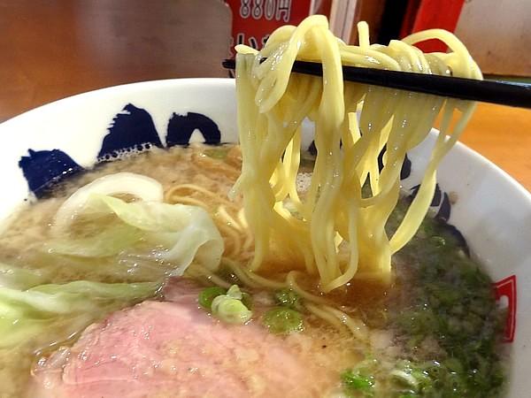 2016/06/18 もんごい亭 コクばり醤油らーめん