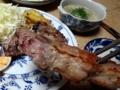 2016/08/20 塩麹漬けスペアリブ