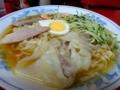 2016/08/26 呉龍 ワンタン冷麺