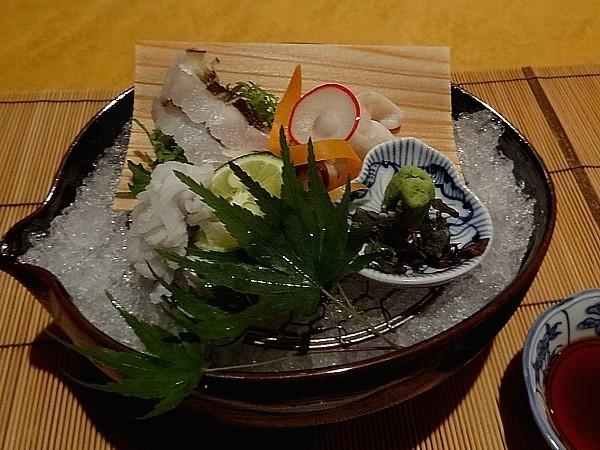 2016/08/26 広島なだ万 夏の懐石