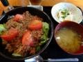 2016/10/07 ミンナ食堂 タコライス