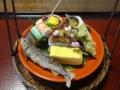 2017/03/24 山茶花 昼の会席