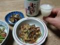 2017/04/04 ツクシ玉子とじ