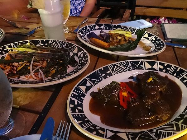 2017/05/19 ポリネシア料理&ショー Feast At Lele