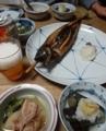 2017/09/22 小浜の焼き鯖
