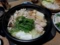 2018/01/16 鶏鍋