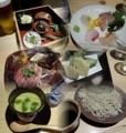 2018/03/17 エキニシうしお 料理