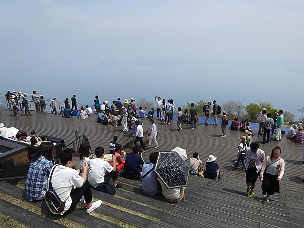 2018/05/01 琵琶湖バレィ