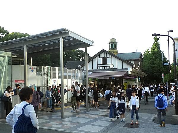 2018/05/14 JR原宿駅