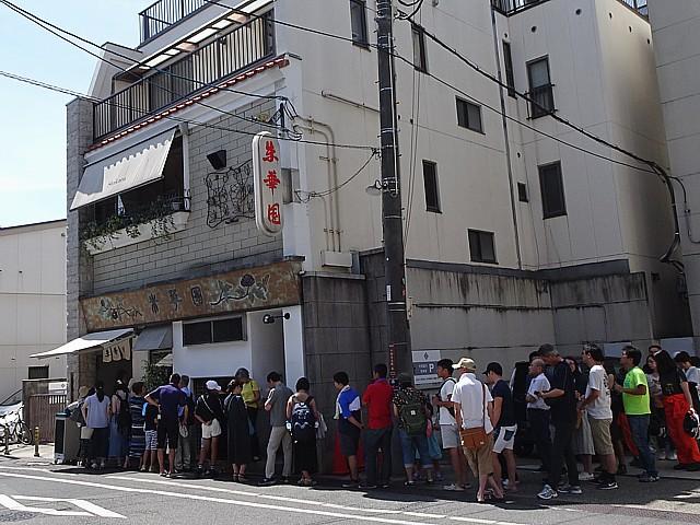2018/08/19 尾道 朱華園