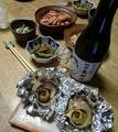 2018/09/01 晩酌 獺祭・島耕作