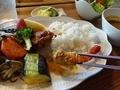 2018/10/07 油屋れんこん&咖喱