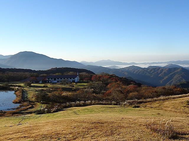 2018/11/03 吾妻山 雲海