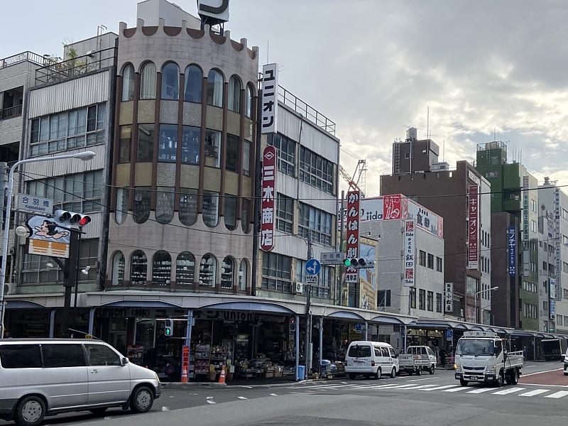 2019/11/25 合羽橋道具屋街