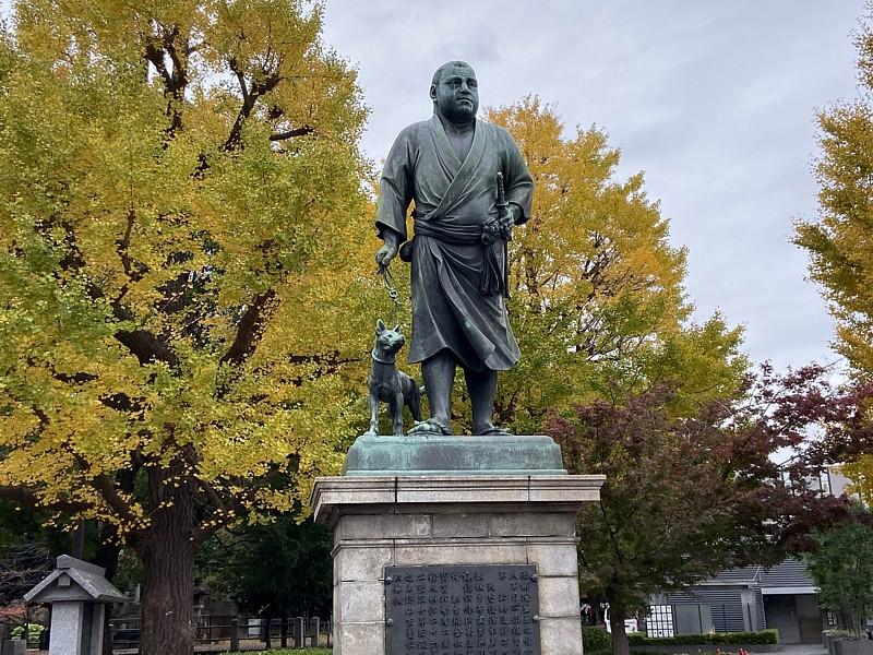 2019/11/26 上野公園
