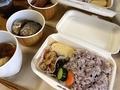 2020/06/24 野趣拓@堺町 鯖煮弁当、金目鯛煮付け弁当