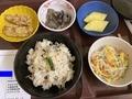 2021/05/19 病院食(夕食)