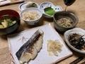 2021/05/24 晩飯