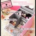 [M&M Shop]クロコ柄メイクボックス【Jewel】ジュエル(4)