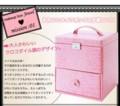[M&M Shop]クロコ柄メイクボックス【Jewel】ジュエル(3)