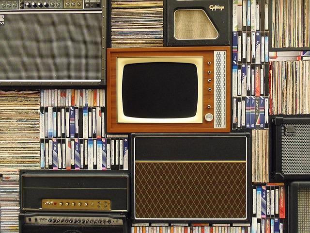 ビデオ テレビ