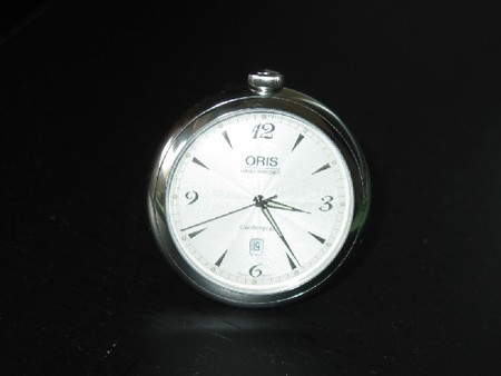 Oris pocket watch