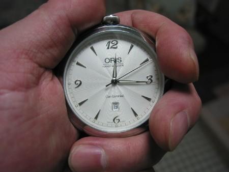 Oris 懐中時計