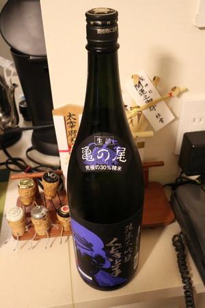 くどき上手 純米大吟醸 亀の尾30