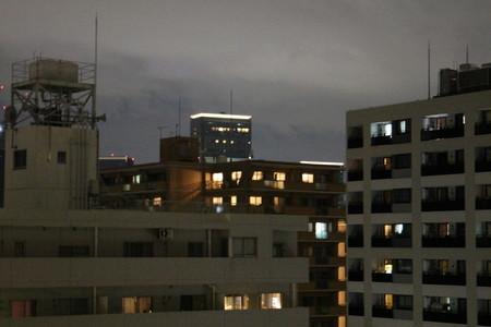 ホテル マンダリンオリエンタル東京 窓の明かり