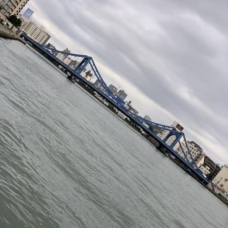 IBM下 清洲橋 隅田川テラス右岸