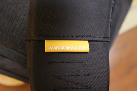 MANDARINA DUCK ロゴ