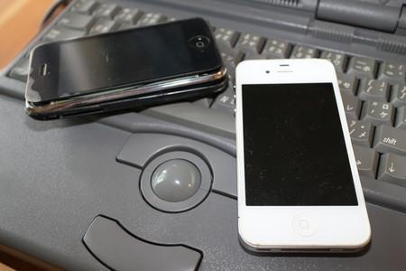 iPhone4S いい感じ