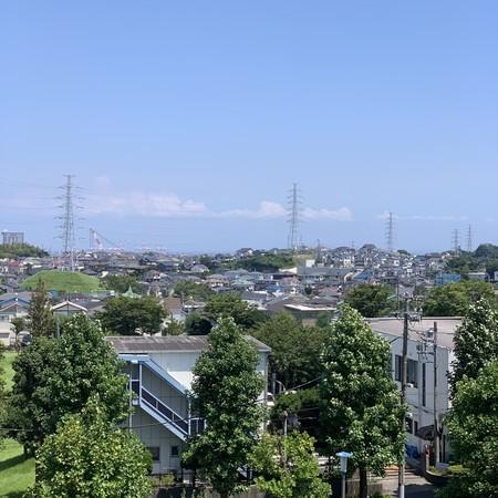横浜市洋光台 眺め