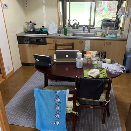 北軽井沢 在宅勤務 シミュレーション
