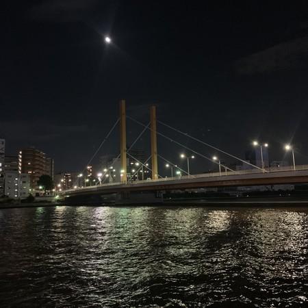 新大橋 半月