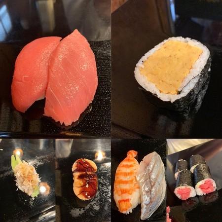 太田鮨 にぎり 大きさ 普通の2倍が普通