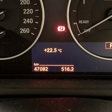 走行距離 47000km