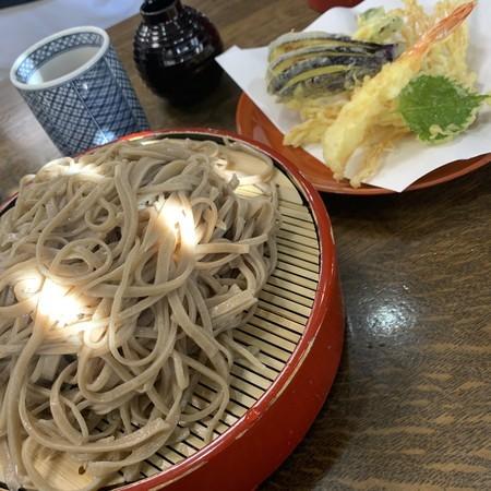 天ぷら 蕎麦 美味しい