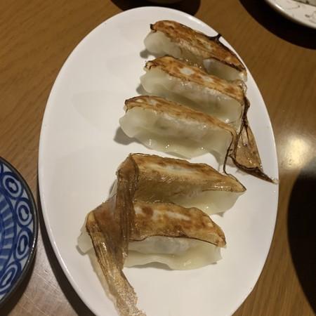餃子 定番メニュー