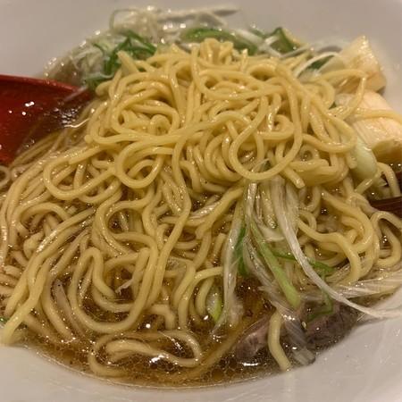 麺 ストレート 細麺