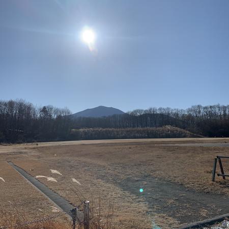 11月 北軽井沢 走れない