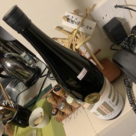 ZAKU 純米大吟醸 令和二酒造年度 新酒